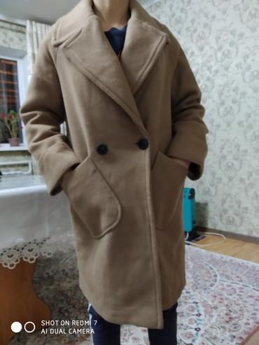 Пальто - Сокулук: Продаю осенью пальто размер 42, 44