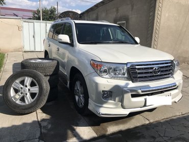 Toyota Land Cruiser 2015 в Сокулук
