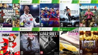 Xbox 360 igrice lt3. 0 - Krusevac