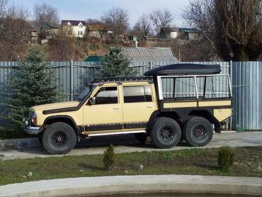 Транспорт - Беш-Кюнгей: Nissan Patrol 4.2 л. 1992   25000 км