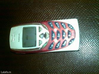 Nokia 8310 dobro poznata stara legendarna nokia. Telefon radi na svim - Zrenjanin
