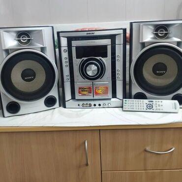 музыкальные центры в Кыргызстан: Продается музыкальный центр в хорошем состоянии,дисководу нужна