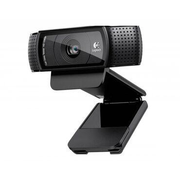 web камера в Кыргызстан: Logitech C920Вебкамера Logitech HD Pro Webcam C920 предназначена для