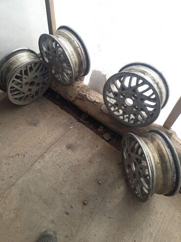 4 114 3 диски в Кыргызстан: Продам р14 разбалтовка 4/114,3