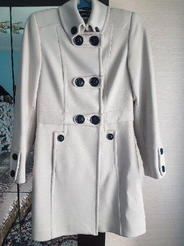 женское пальто турция в Кыргызстан: Женское кашемировое пальто. Турция. Размер 36. Состояние отличное