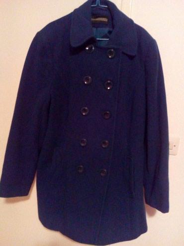 Farmerice plave tamno - Srbija: Ženska jakna tamno tirkizno plava,prijatna za