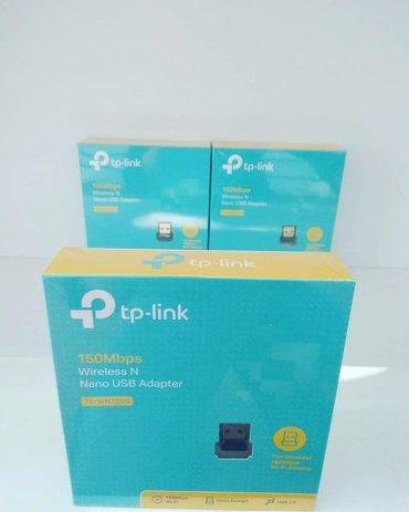Tp-Link Wifi usb 20azn TL-WN725N 150Mbps Say var