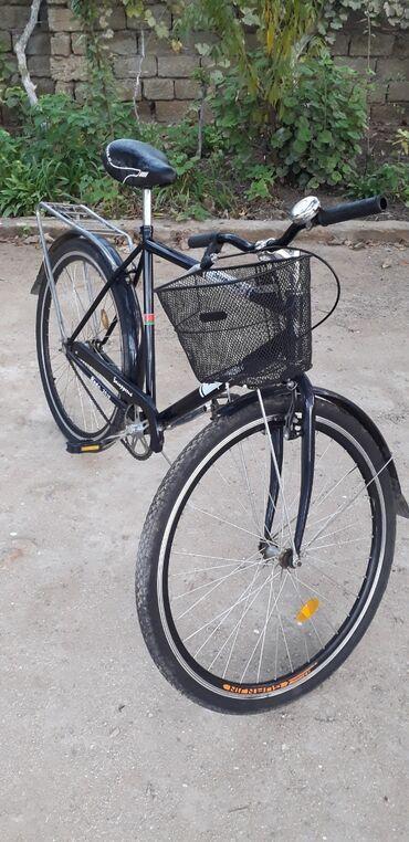 velosiped satiram 28 - Azərbaycan: Velosiped BELARUS 28 lik. Tep tezedi demay olar. El tormozu, sebet