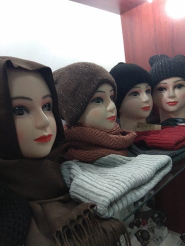 Мужские и женские шапки в Бишкек