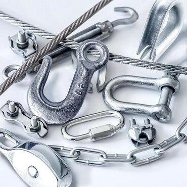 Талреп оцинкованный тип DIN 1480, крюк-крюк, крюк-кольцо