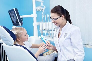 Стоматолог. С опытом. Фиксированная оплата
