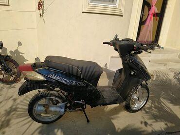 80cc motor - Azərbaycan: Moped Jonvay 80cc işıq sistemi qaydasında motor qaydasımda