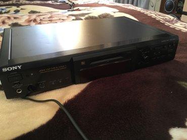 """Bakı şəhərində Diskovod """"Sony 640 minidisk"""" sony 640 minidisk. super. 3 surat var."""