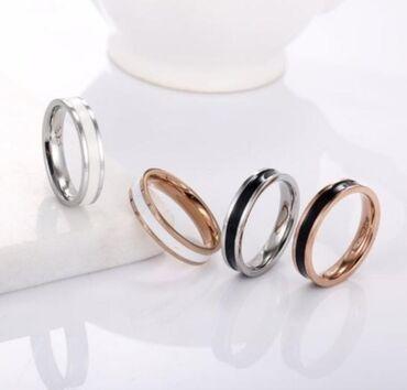 Титановое кольцо В наличии все цвета  Доставка по городу Бишкек беспла