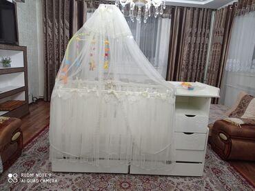 Продаю кровать трансформер,в отличном состоянии. В комплекте матрас