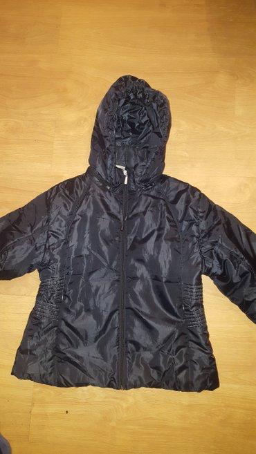 X-mail  crna jakna vel. L - Prokuplje