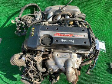 Транспорт - Новопавловка: Продаю двигатель Toyota 3S GE VAN Тойота Движок Мотор