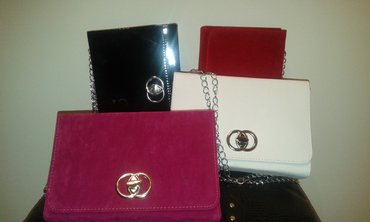 Od skaja - Srbija: Nove torbe od plisa, laka, skaja. Pogledajte i druge modele