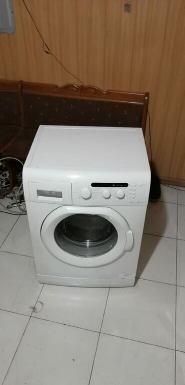 Elektronika Ağcabədida: Washing Machine