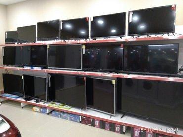Продаются Smart телевизоры по складским ценам..!!! Даем гарантию на in Бишкек