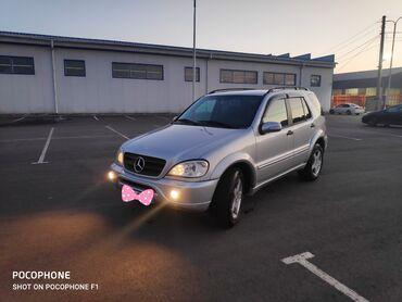 Mercedes-Benz M-Class 2.7 л. 2003 | 350000 км
