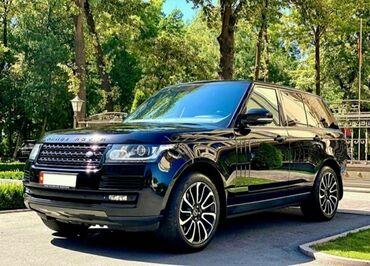 Land Rover - Кыргызстан: Land Rover Range Rover 5 л. 2013 | 77500 км