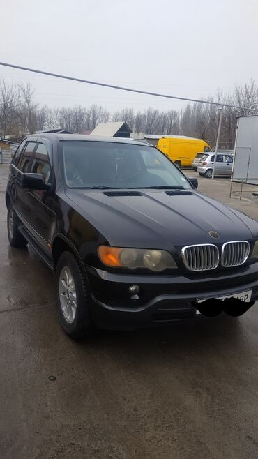 bmw x4 xdrive35d steptronic в Кыргызстан: BMW X5 M 3 л. 2003