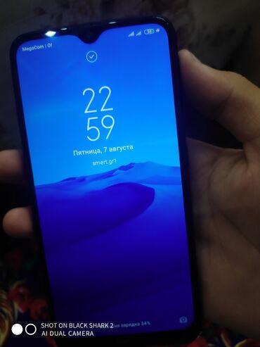Электроника в Кара-Суу: Б/у Xiaomi Redmi 8A 32 ГБ Черный