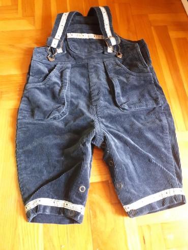 Pantalone do ispokolena - Srbija: Pantalone za decake do 12 meseci