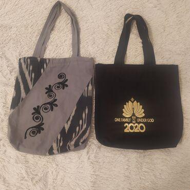 Эко сумки ручной работы из натуральной ткани