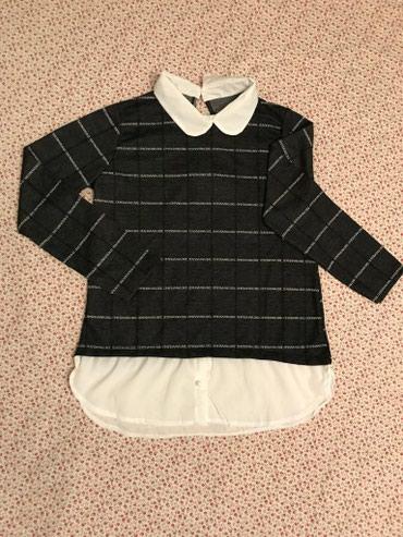 сорочка рубашка в Кыргызстан: Рубашки, безрукавки, тунички