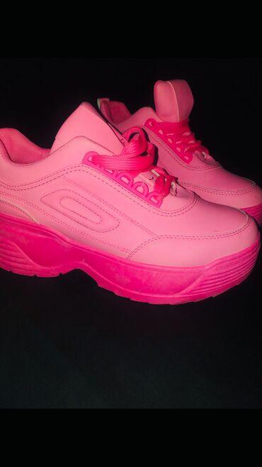 Opossite model platforme neon roze br 39 ug 24.5-25.5cm
