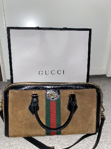 Farmerice-gucci-cena-snizen - Srbija: Gucci Ophidia GG shoulder bag prelepa torba original 500e