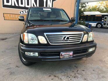 авто в киргизии in Кыргызстан   HONDA: Lexus LX 4.7 л. 2006   67000 км