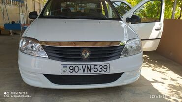 33 elan   NƏQLIYYAT: Renault Logan 1.4 l. 2012   179800 km