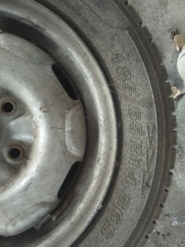 размер сд диска в Кыргызстан: Продаю шины с дисками Размер 185/65/14