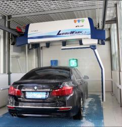 цех по производства брусчатки в Кыргызстан: Автоматическая автомойка, Leisuwash- 360Самый современный
