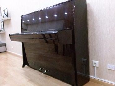 """Bakı şəhərində """"Petrof - Classic"""" - Çexoslovakiya istehsalı brend marka piano."""