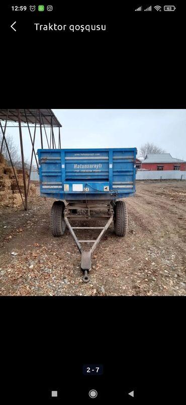 Traktor qoşqusu
