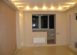 Натяжной потолок делаем быстро качественно и дешевле!!! в Бишкек
