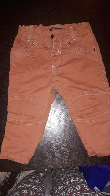 Dečije Farmerke i Pantalone   Uzice: Pantalone za decaka, nove, velicina 74, 250dinara