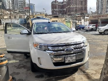 zapchasti stiralnykh mashin в Азербайджан: Ford Edge 3.5 л. 2011   50500 км