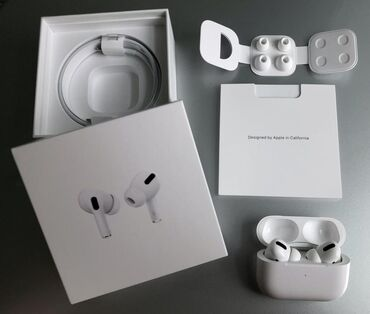 Apple airpods pro 1month use excellent condition price 18500