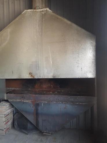 smoker koptilnja gril mangal в Кыргызстан: Продаю мангал для приготавления кавказского шашлыка.Цена договорная