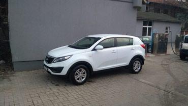 Kia - Srbija: Kia Sportage 1.6 l. 2013 | 105000 km