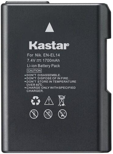 EN-EL14Nikon D3100 batareyaNikon D3200 batareyasiNikon D3300