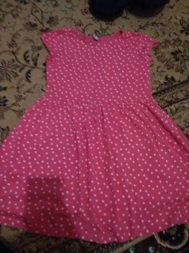 Продаю платье для девочек в отличном состоянии размер 5-7лет