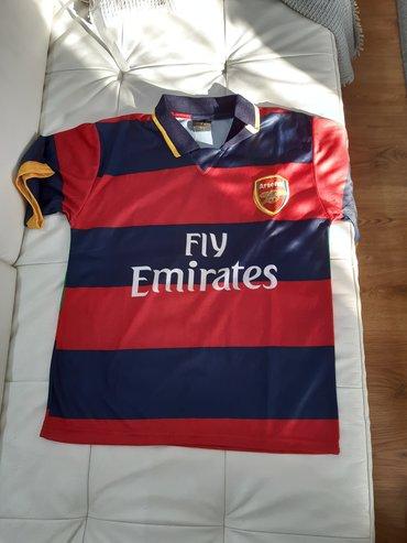 Fudbalski dresovi - Srbija: Fudbalski dres Arsenal NOVOGornji deo dresa za decu Arsenal 10-14