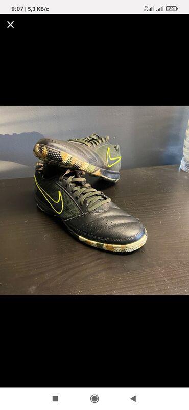 спортивная обувь в Кыргызстан: Nike fc247 gato 2, original. Размер us 8( eur 41, 26 cm). В оше