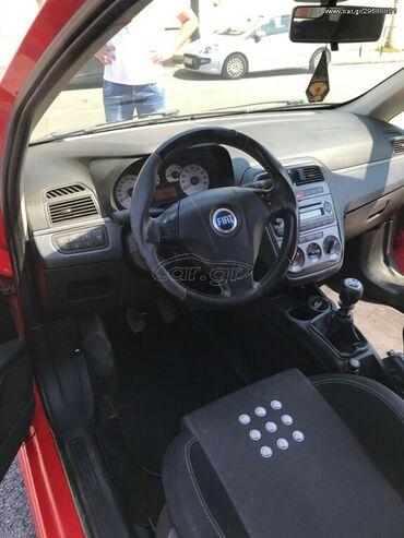 Μεταχειρισμένα Αυτοκίνητα - Kallithea: Fiat Grande Punto 1.4 l. 2007 | 133000 km